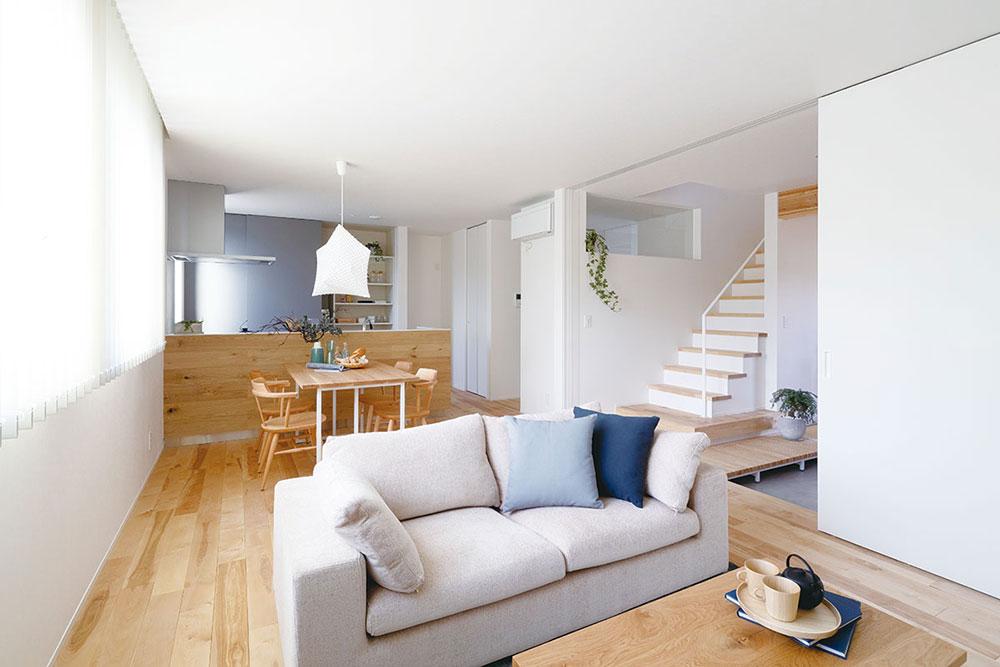 金沢で企画住宅「TRETTIO」