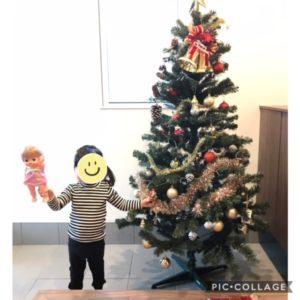 おうちクリスマス